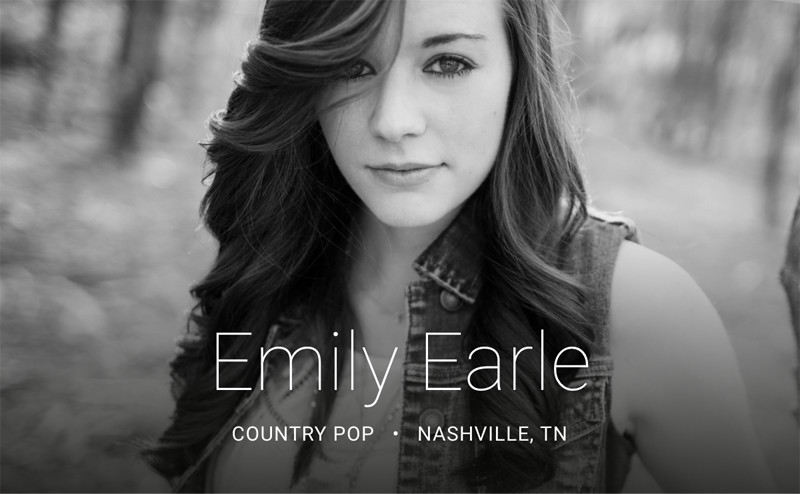 Photo of Emily Earle - Country / Pop from Nashville, TN