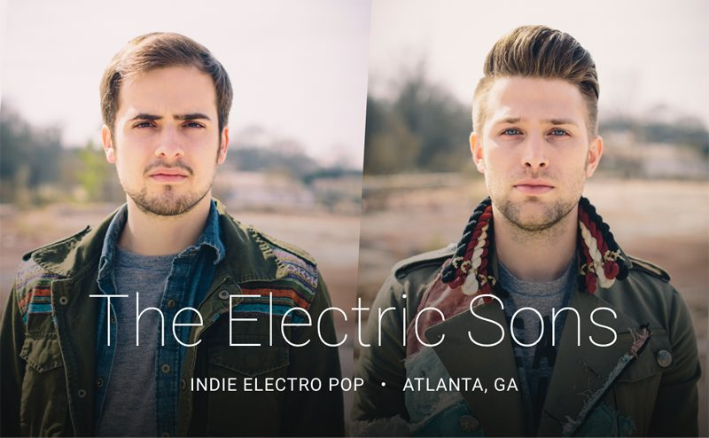 Photo of The Electric Sons - Alternative Electro Pop from Atlanta, GA